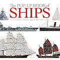 The Pop-Up Book of Ships Cover