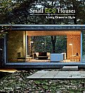 Small Eco Houses: Living Green in Style Cover