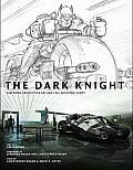 Dark Knight Featuring Production Art & Full Shooting Script