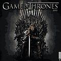 Game of Thrones 2013 Wall Calendar