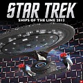 Star Trek: Ships of the Line Cover