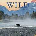 Wild 2013 Wall Calendar Untamed Animals Untouched Landscapes