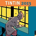 Tintin 2013 Wall Calendar