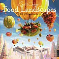 Food Landscapes 2014 Wall Calendar: A Year of Scrumptious Scenes