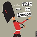 This Is London Calendar