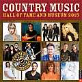 Country Music Hall of Fame and Museum Wall Calendar