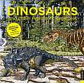 Dinosaurs and Other Prehistoric Creatures Wall Calendar