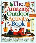 Amazing Outdoor Activity Book