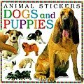 Dogs & Puppies Animal Stickers