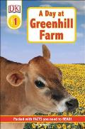 A Day at Greenhill Farm (DK Eyewitness Readers: Level 1) Cover