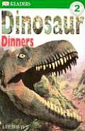 Dinosaur Dinners Eyewitness Readers 2