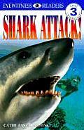 Shark Attack Eyewitness Readers Level 3