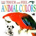 Animal Colors (DK Touch and Feel) Cover