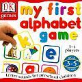 My First Alphabet Game (DK Games)