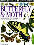 Butterfly & Moth (DK Eyewitness Books)