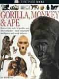 Gorilla Monkey & Ape