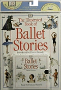 Illustrated Book of Ballet Stories With CD