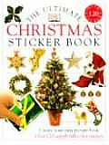 Ultimate Christmas Sticker Book Create Your Own Picture Book Over 120 Superb Full Color Stickers