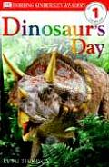 A Dinosaur's Day (DK Eyewitness Readers: Level 1)