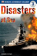Disasters At Sea Level 3 Dk Readers