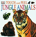 Touch & Feel Jungle Animals
