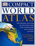 Dk Compact World Atlas : the Essential Atlas for All the Family With Easy-to-read Maps and Country Factfiles (01 Edition)