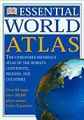 DK Essential World Atlas