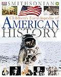 Childrens Encyclopedia Of American History Smithsonian DK