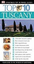 Eyewitness Top 10 Tuscany