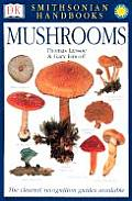 Mushrooms (Smithsonian Handbooks)