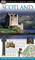 Scotland (Revised) (DK Eyewitness Travel Guides) Cover