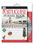Portuguese Phrase Book With CD