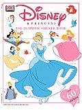 Ultimate Disney Princess Sticker Book