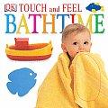 Touch & Feel Bathtime