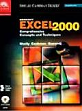 Microsoft Excel 2000 Comprehensive Concepts & Techniques