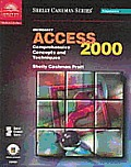 Microsoft Access 2000: Comprehensive Concepts and Techniques (Shelly Cashman)