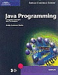 Java Programming Complete Concepts & Techniques