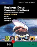 Business Data Communications : Introductory Concepts and Techniques (4TH 04 Edition)