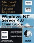 MCSE Windows NT Server 4.O Exam Guide