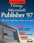 Using Microsoft Publisher 97