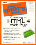 Complete Idiot's Guide to Creating an HTML 4 Web Page