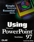 Using Microsoft Powerpoint 97