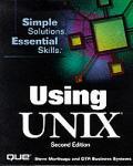 Using Unix 2nd Edition