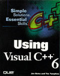 Using Visual C++ 6 Cover