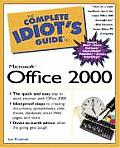 Complete Idiots Guide To Microsoft Office 2000