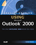 Using Microsoft Outlook 2000 Special Edition