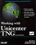 Working with Unicenter TNG with CDROM