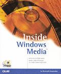 Inside Windows Media with CDROM