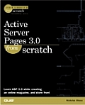 Active Server Pages 3.0 from Scratch [With CDROM]