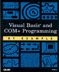 Visual Basic & COM+ Programming By Example